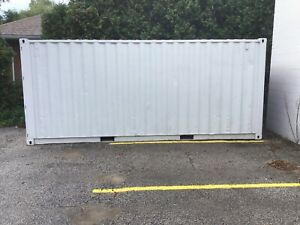 20 foot sea container, 20x8x8