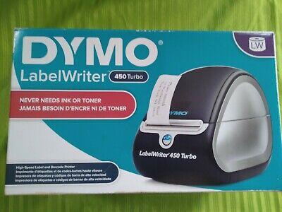 Dymo Label Writer 450 Turbo Thermal Label Printer