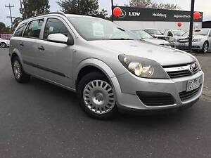 2007 Holden Astra Wagon automatic transmission, Heidelberg Heights Banyule Area Preview