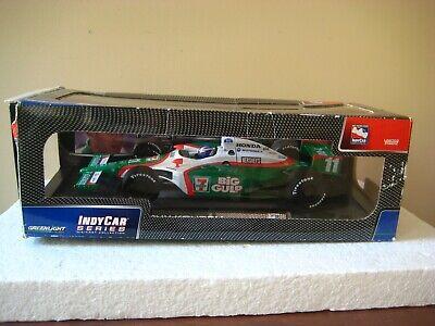 2004 Indy Car Series TONY KANAAN 7/11 Race Car Greenlight 1:18