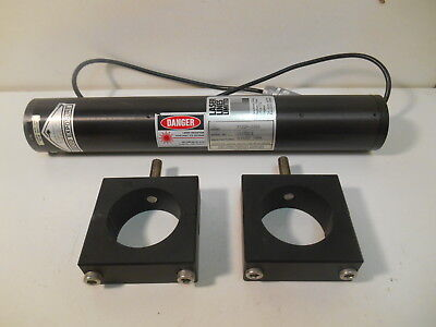 Uniphase Laser Lines Limited 1122p-2246 4mw Hene Class Iiia Laser Wmounts