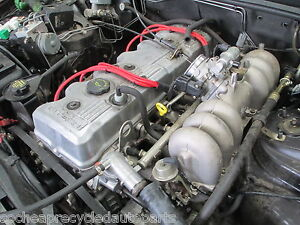 FORD FALCON  ENGINE / MOTOR FOR AU 4.0 LITRE 6 CYLINDER  LOW KMS WITH WARRANTY