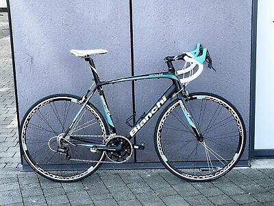 Racing Italian bianchi Impulso 57 Cm 20 speed with documents
