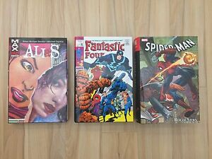 Assorted MARVEL Omnibi Landsdale Wanneroo Area Preview