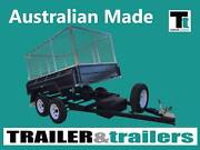 8X5 |BUDGET SPECIAL|TANDEM TIPPER|380MM HIGH SIDES| Traralgon East Latrobe Valley Preview