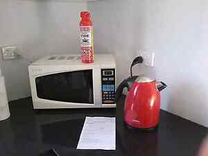 Microwave - also fire extinguisher,  kettle Invermay Launceston Area Preview