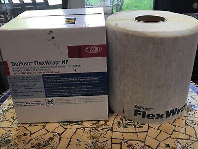 Dupont Flexwrap Nf 9 In. X 75 Ft. Flashing Tape - D14048062