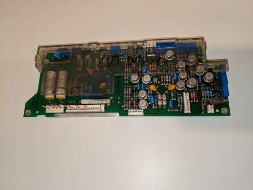 A17 CRT Driver Board for HP/Agilent 856x Spectrum Analyzer (Part #: 08562-60039)