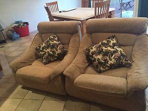 Single Lounge Chairs x2 - MUST GO ASAP!! Penshurst Hurstville Area Preview