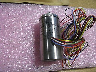 Kearfoot Motor Tachometer Generator R809-25e Nsn 6105-00-061-3609