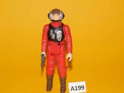 Vintage Star Wars B Wing Pilot Original Weapon