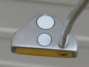 VOIT  White Magic IV   2-ball PUTTER - Light Weight Technology