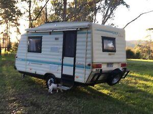 1994 Golf Bushman Caravan. A/C bathroom etc Dural Hornsby Area Preview