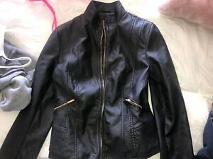 Never Worn Stunning Leather Jacket.