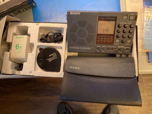 Sony ICF-SW7600