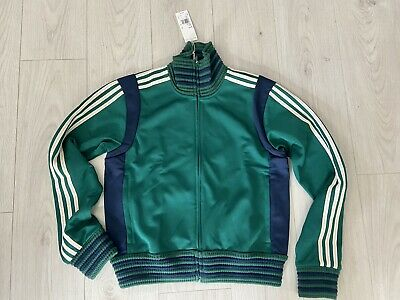 NWT ADIDAS X WALES BONNER LOVERS TRACK JACKET - SIZE LARGE - COLLEGIATE GREEN