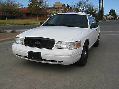 2010 ford crown victoria police interceptor sedan 4 door 4. Black Bedroom Furniture Sets. Home Design Ideas