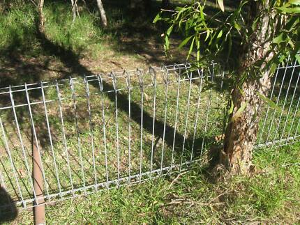 WELD MESH FENCE PANELS & POSTS Morisset Park Lake Macquarie Area Preview