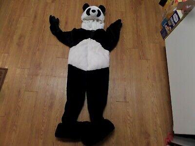 euc- Kids Panda Bear Halloween Costume Size 5T - Panda Bear Halloween Kostüm