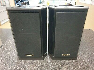 (Pa2) Tannoy 603 Bi-Wire Book Shelf Speakers