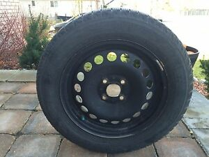 4 Tires on Rims- Excellent Condition