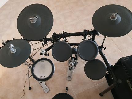 Yamaha dtx532k electronic drum kit percussion drums gumtree yamaha dtx532k fender rumble 100 amp solutioingenieria Images