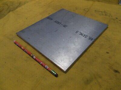 6061 Aluminum Flat Stock Tool Die Bar Sheet Plate 38 X 8 78 X 9 78