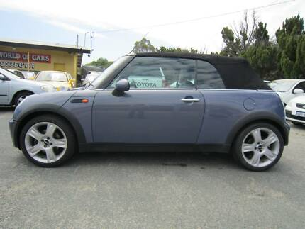 2005 Mini Cooper Convertible - Automatic Beaconsfield Fremantle Area Preview