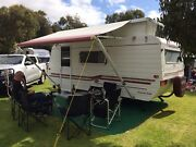Immaculate POP TOP CARAVAN Peterhead Port Adelaide Area Preview