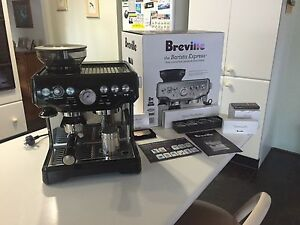 Breville BES870 Barista Express Barden Ridge Sutherland Area Preview