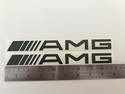 AMG / MERCEDES VINYL STICKERS