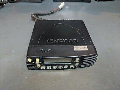 Used Kenwood Tk-8180 Uhf 30w 512ch128 Zones 450-520 Mhz Mobile Radio