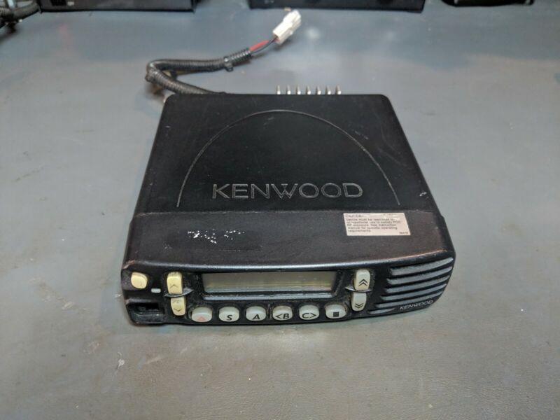 Used Kenwood TK-8180 UHF 30W 512CH/128 Zones {450-520 MHz} mobile radio