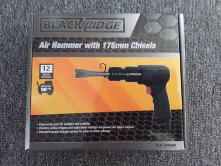 Air Hammer With 175mm Chisels (Brand New Never Used) $20