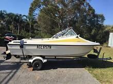 Seafarer VSEA Cuddy Cabin - Four Stroke Outboard - Fishing Boat West Pymble Ku-ring-gai Area Preview