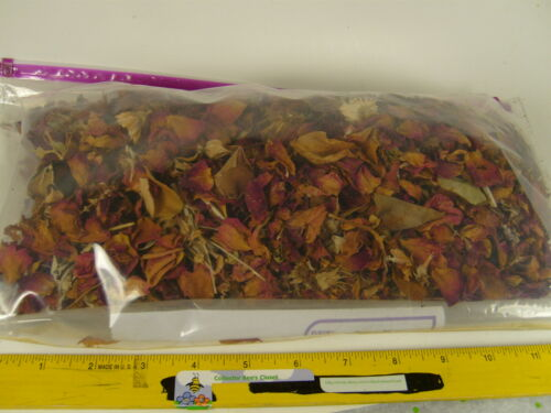 Natural Dried Rose greenery stems flowerpieces Potpourri Arts & Craft Lot B