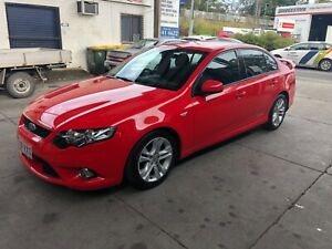 2010 Ford Falcon XR6 Automatic Sedan Nambour Maroochydore Area Preview