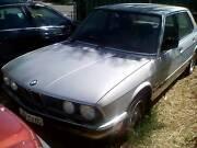 85 e28 BMW 528i auto Needs Work Port Adelaide Port Adelaide Area Preview