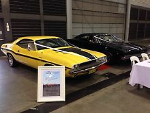 HITCHING A RIDE MUSCLE CARS Bexley Rockdale Area Preview