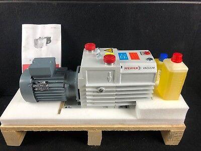 Pfeiffer Vacuum Duo 20m Vacuum Pump New In The Box
