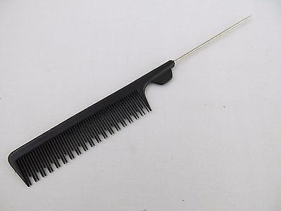Professionell Haare Hochstecken Toupieren Stielkamm - Unregelmäßige Zähne - ohne