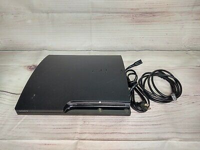 Sony Playstation 3 Slim 250gb w/Power and HDMI Cables