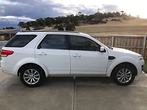 Ford Territory AWD Turbo Diesel Sorell Sorell Area Preview