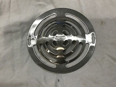 Fiat Ftr1000 Dome Strainer Plate- Stainless Steel Mop Sink