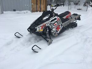2012 Polaris assault 800 144