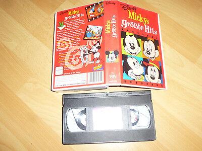 Mickys größte Hits, Walt Disney  Video