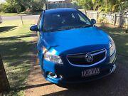 2013 Holden Cruze SRi Blue Sedan Bargara Bundaberg City Preview
