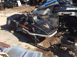 Yamaha SRV 540
