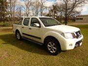 2011 Nissan Navara ST-X D-40 Dual Cab Keilor Brimbank Area Preview