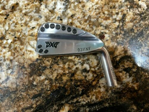 PXG 0311XF 4 IRON HEAD ONLY RIGHT HAND 245 GRAMS .370 W/NEW FERRULE GOOD COND